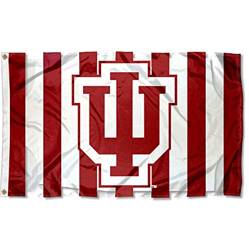 - College Flags and Banners Co. Indiana Hoosiers Candy Stripe Pants Flag
