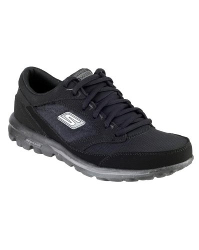 Skechers, Scarpe antinfortunistiche donna, Nero (nero), 37.5 ...