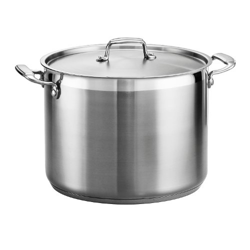 Tramontina Gourmet 16-Quart Covered Stock Pot
