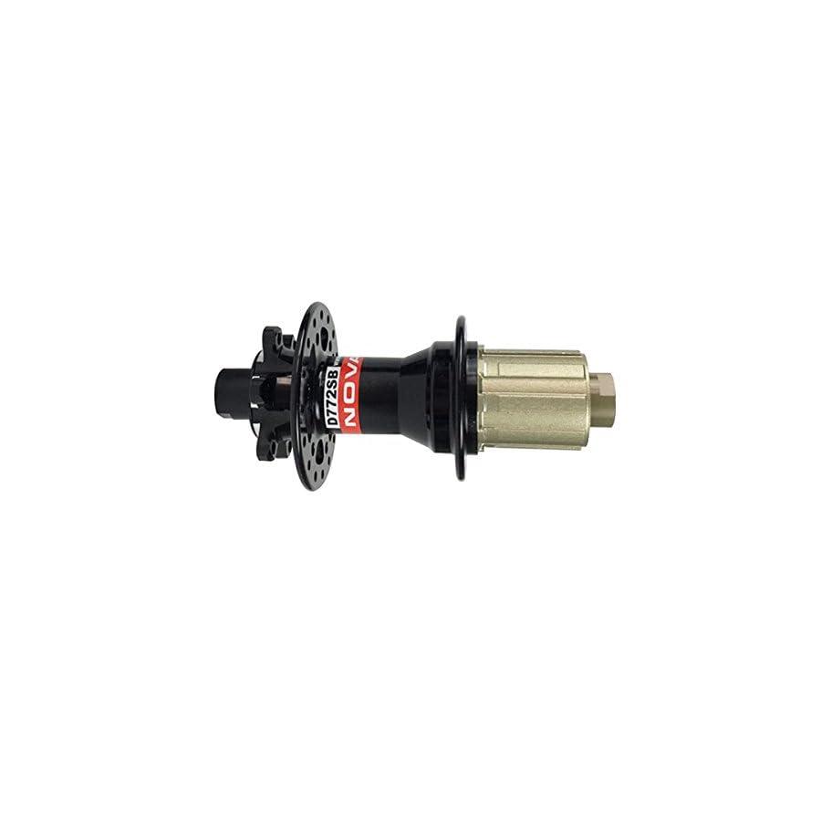 LOLTRA Novatec D771SB D772SB Upgrade version for Novatec D711SB / D712SB 6 bolt disc road MTB hub 24/24 28/28 32/32 hole