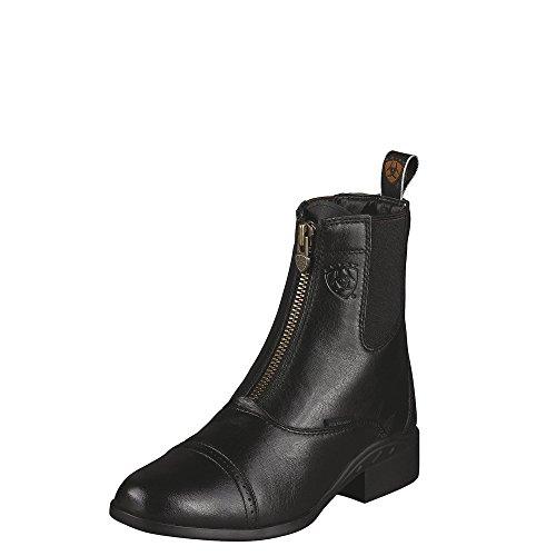 Ariat Womens Heritage Breeze Zip Paddock 8.5 B / Medium Blac
