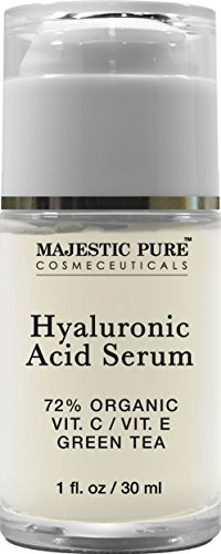 Hyaluronic-Acid-Serum-from-Majestic-pure-30ml-Anti-Aging-Moisturizer-Makes-the-Skin-Look-Plumped-and-Lifted