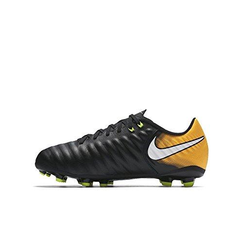 Orange Ligera Tiempo Scarpe Da – white Bambini laser Nike volt Fg Jr Calcio Unisex Black Iv AFwEpqx