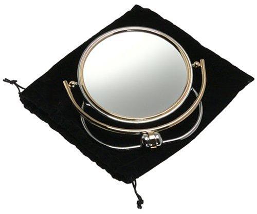 Jerdon Mc229cg 5 5 Inch Folding Travel Mirror With 7x