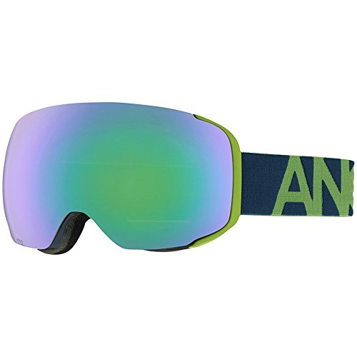 Anon M2 Goggle Krypto / Green Solex / Blue Lagoon One Size -  107751-394