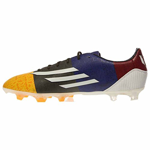 Adidas F30 Fg Messi Us Heren 10.5 M (solargold / Wit / Earthgreen)