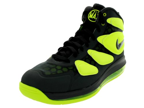 Nike Air Max SQ Uptempo ZM Mens Basketball Shoes Anthracite/Anthracite/Volt/Blk comfortable cheap price low price online uFF43ih
