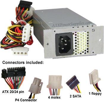 Amazon.com: Genuine ATXPowerSupplies.com 250W Power Supply for In ...