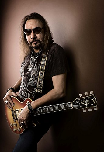 Ace Frehley Poster Color