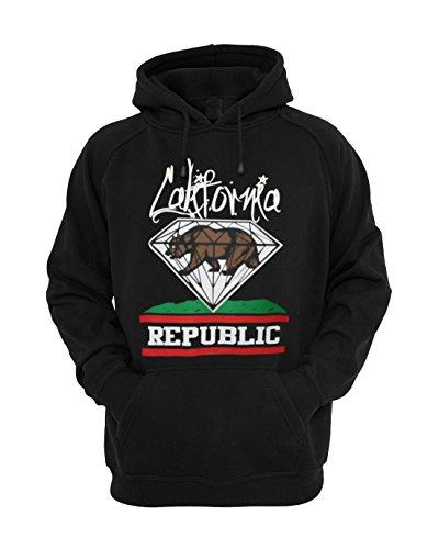 California Republic Diamond Unisex Hoodie (California Southern Hoodie)