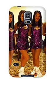 los angeles lakers cheerleader nba NBA Sports & Colleges colorful Samsung Galaxy S5 cases