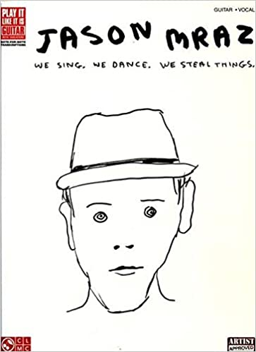 Amazon.com: Jason Mraz - We Sing, We Dance, We Steal Things. (Play ...