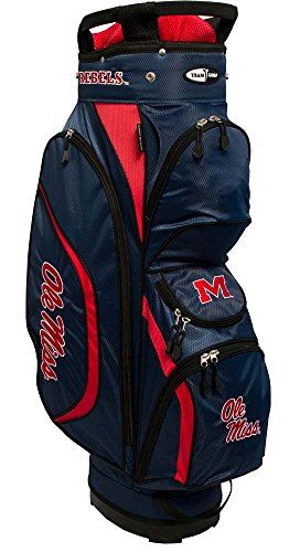 NCAA Ole Miss Rebels Clubhouse Golf Cart Bag by Team Golf
