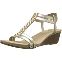 Bandolino Women's Hippo Wedge Sandal
