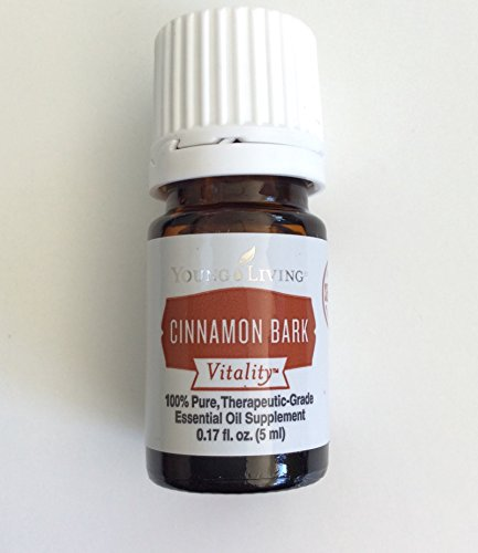 Vitality Cinnamon Bark Essential Oil Blend by Young Living  5ml