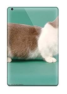 Ipad Mini/mini 2 Case Cover Skin : Premium High Quality Munchkin Cats Case
