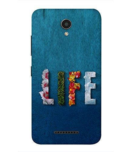 buy online 0ff20 cb78e Life Hard Polycarbonate Designer Back Case Cover for: Amazon.in ...