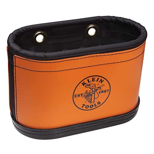 (Hard-Body Oval Bucket with Kickstand Klein Tools 5144BHB)