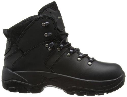 Unisex Work Stivale Leandro Lowa schwarz Mid Boot S3 Black Nero xFt4YXw