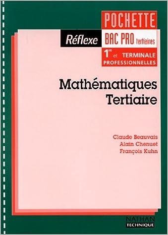 Télécharger en ligne Mathématiques, Bac pro tertiaires epub, pdf