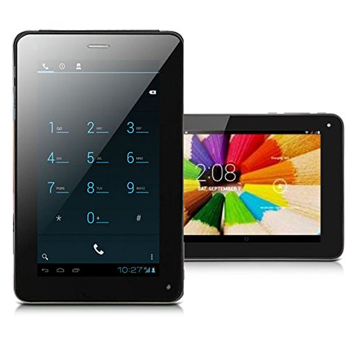 """inDigi® 7"""" Android 4.2 JB Tablet PC w/ Sim Card Slot for"""