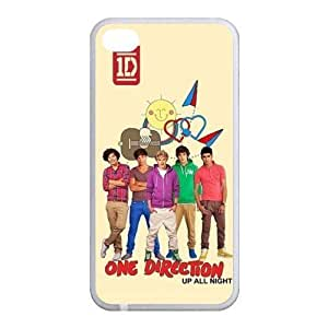 Customize One Direction Zayn Malik Liam Payn Niall Horan Louis Tomlinson Harry Styles Case for iphone4 4S JN4S-1751