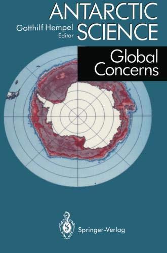 Antarctic Science: Global Concerns