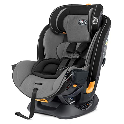 Chicco Fit4 4-in-1 Convertible Car Seat - Onyx