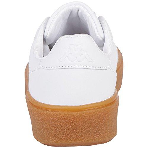 PF Sneaker Donna White 1010 Kappa 1010 Meseta White Bianco v5qEw6ZBx