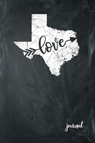 - Love Journal: State of Texas Gypsy Arrow Love Blank Diary 120 Paged College Lined 6x9 RV Travel Journal