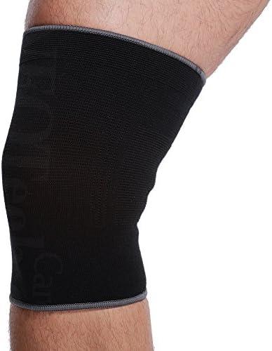 Neotech Care - Kniemanschette zur Unterstützung (1 Einheit) - leicht, elastisch, dünn, flexibel & atmungsaktiv...