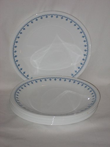 Set of 8 - Vintage 1970s Corning Corelle Livingware