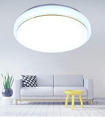 Techo moderna lámpara salón dormitorio montaje superficial ...