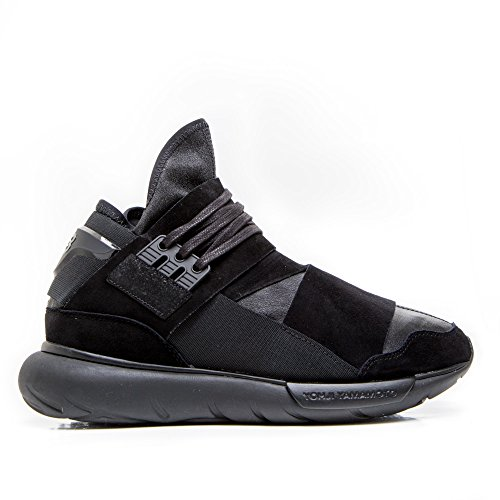 Y Sneaker Nero Pelle In 3 Sconosciuto Qasa High Nera va55q1