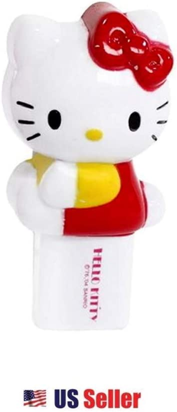 Sanrio Hello Kitty Mini Stapler Office Supply (Red)