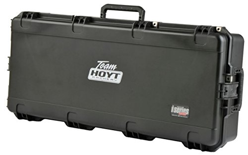 SKB Cases Hoyt Iseries Mil-Spec Double Bow, Black