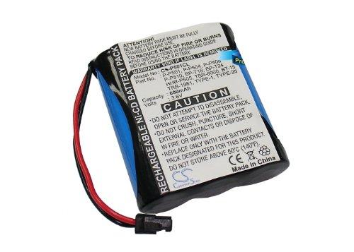 VINTRONS バッテリー 適合機種: Panasonic EXP97, EXA3955, KX-TG2564, 43-3817, CP320, TAD-797, FF5000, KX-TC1710B   B00K3XIUPQ