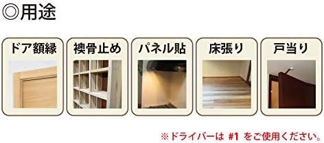 New Hikari スーパー木ねじ 2.0×36mm ニッケルメッキ(300本入)【SH-BS36Ni】