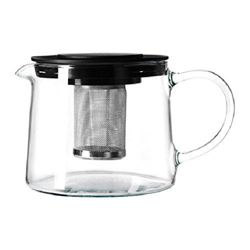 RIKLIG Teapot, glass 0.6 qt