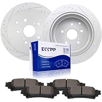 Front Brake Ceramic Pads For Lexus RX350 RX450H Toyota Sienna 10 11 12 13 14 15