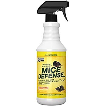 Amazon.com : All Natural Rodent Repellent Spray -Indoor