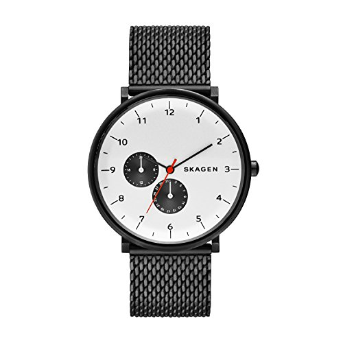 Skagen-Mens-SKW6188-Hald-Grey-Mesh-Watch