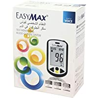 Easy Max Talking Blood Glucose Meter
