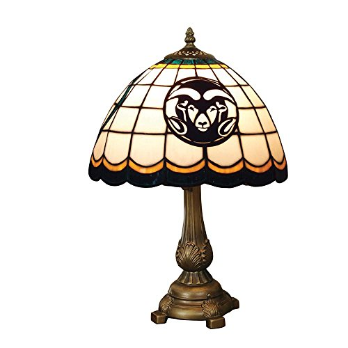 Colorado State Tiffany Table Lamp by The Memory Company