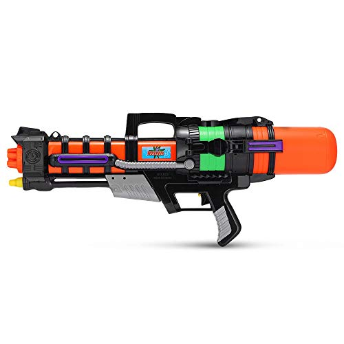 5billion Water Gun Toy 918 Children High Pressure Watergun Toy Super Large Capacity Pull Type Water Gun Far Spray Range Kids Water Toys by 5billion (Image #1)
