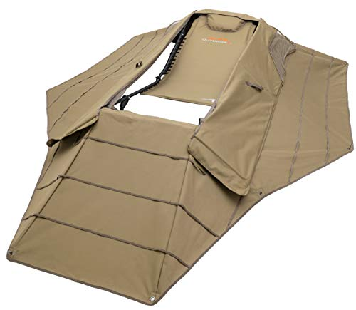 ALPS OutdoorZ Zero-Gravity Layout Blind, Tan