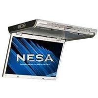 NESA NSC-1414 14.1 Ceiling Mount 1080P Full HD Monitor DVD Combo/MHL(3-Inter.Shrouds)