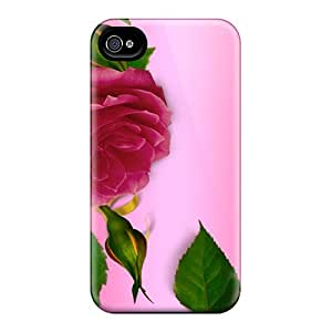 New Style Mycase88 Hard Cases Covers For Iphone 6- Roses Roses