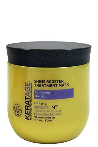 Keratage Shine Booster Treatment Mask 17 oz (Shine Booster)