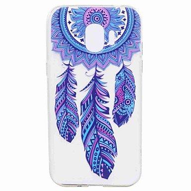 Casos hermosos, cubiertas, Funda Para Samsung Galaxy J7 Prime J7 (2017) Transparente Diseños Funda Trasera Atrapasueños Suave TPU para J7 Prime J7 (2017) J7 (2016) ( Modelos Compatibles : Galaxy J5(20 Galaxy J2 Prime